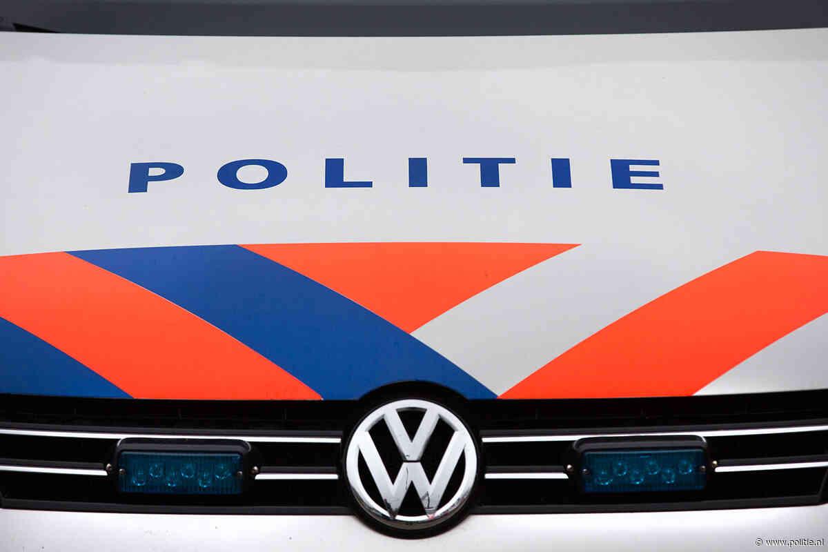 Rotterdam - Bezorger beroofd van lachgasflessen