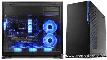 Medion Erazer X87095 im Test: Aldis Gaming-PC im Test