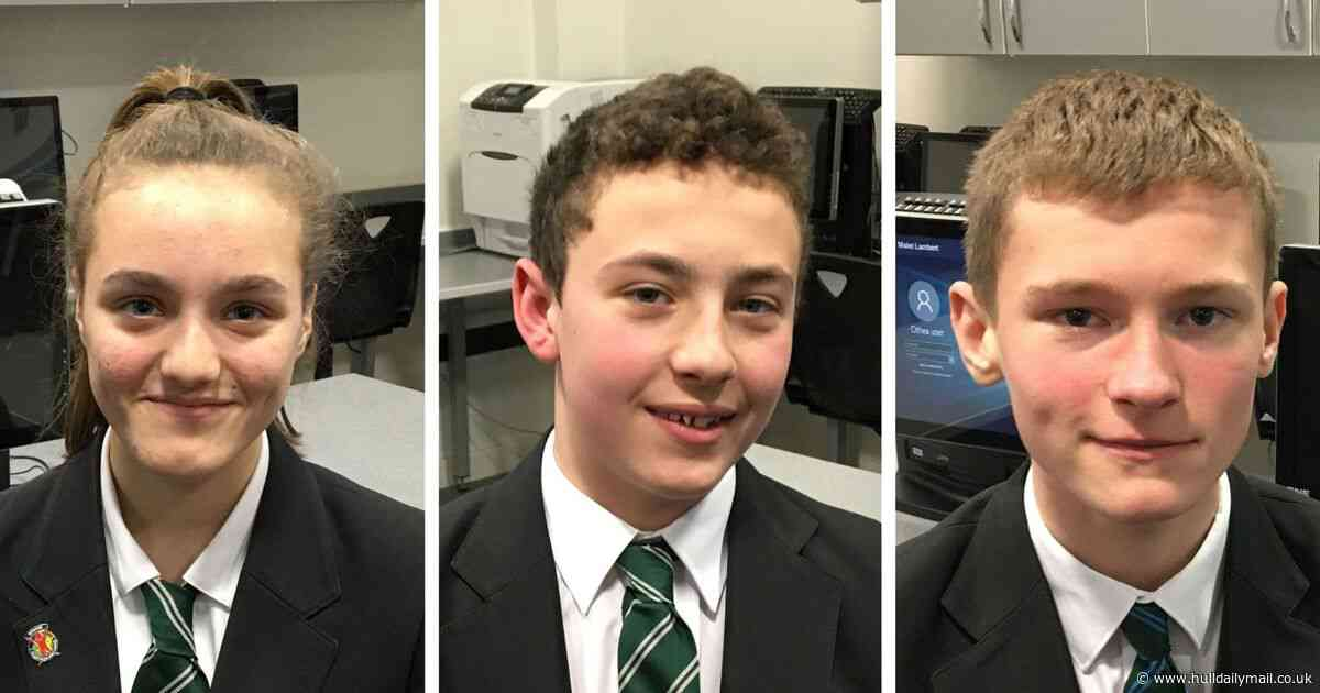 Should 16-year-old's be able to vote? These Hull kids think so