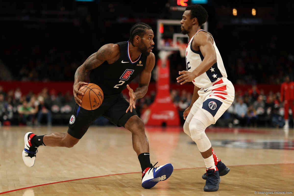 Clippers Bounce Back From Worse Loss Of Season, Thrash Wizards