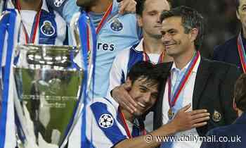 Jose Bosingwa hails Jose Mourinho's huge impact during Porto's Champions League triumph in 2004