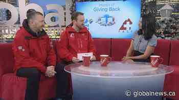 Month of Giving Back: First Aid Ski Patrol