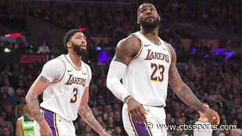 NBA Winners and Losers: Lakers stake claim as league's best; Chris Paul plays referee; Devonte' Graham ascends
