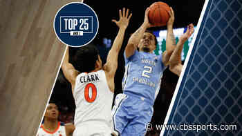 College Basketball Rankings: North Carolina struggles offensively again, slips to No. 11 in Top 25 And 1