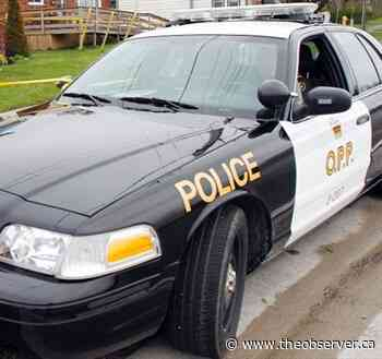 Police Briefs: Sarnia Police cruiser crash investigated