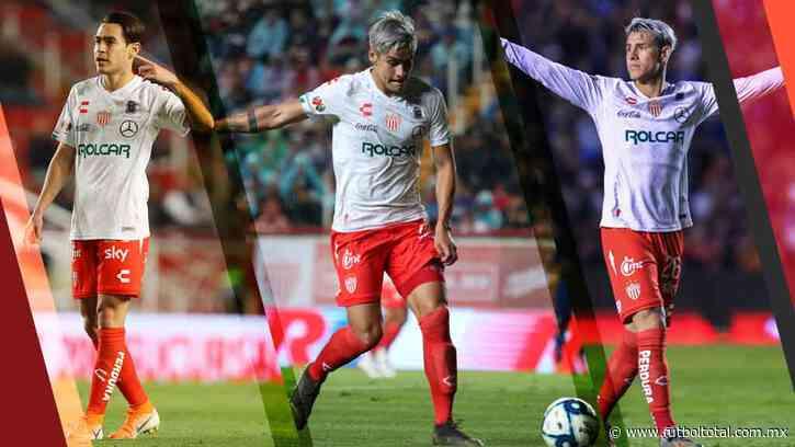 Angulo, Peña y Calderón reportaron con Chivas
