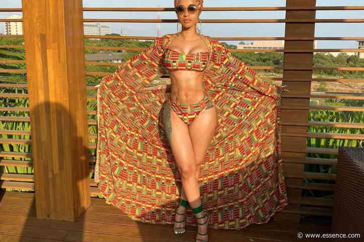Cardi B Had The Time Of Her Life On Epic Trip To Nigeria And Ghana
