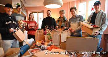 Weihnachten im Café Plattform: Große Bescherung im etwas anderen Familienkreis