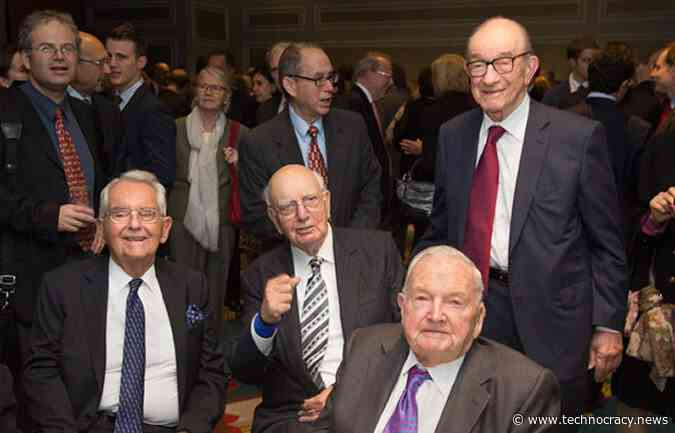 Paul Volcker: Trilateral Commission Insider Dead At 92