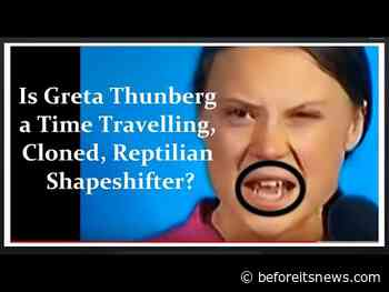 Is Greta Thunberg a Time Travelling, Cloned, Reptilian Shapeshifter?