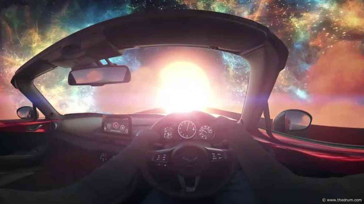 Under the hood of Mazda's VR driving experience from Iceland to The Alps