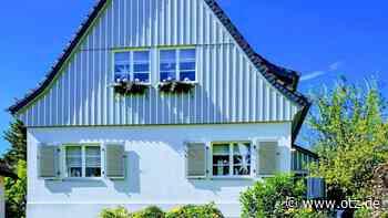 Die schönste Fassade befindet sich in Jena-Zwätzen