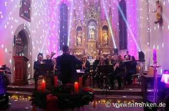 Jubelklang und tanzende Lichter in Wallenfels