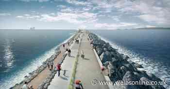 Swansea lagoon developer launches 'cliff-edge' bid to save project