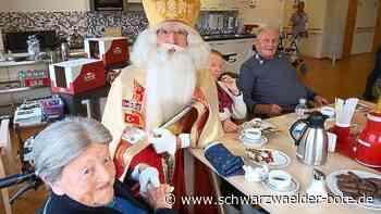 "Calw: Der ""echte"" Nikolaus kommt"