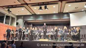 Gechingen: Gechinger Musiker zeigen eine beeindruckende Gemeinschaftsleistung