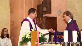 Bad Herrenalb: Neuer Pfarrer erzählt auch einen Witz