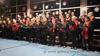 Nagold: Festliches Konzert der Emminger Chöre