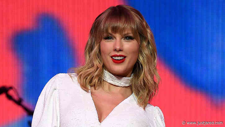 Taylor Swift Performs 'Christmas Tree Farm' for First Time at Jingle Ball 2019 - Watch!
