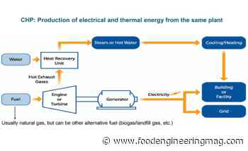 Combined heat and power cogeneration can ensure consistency and save energy