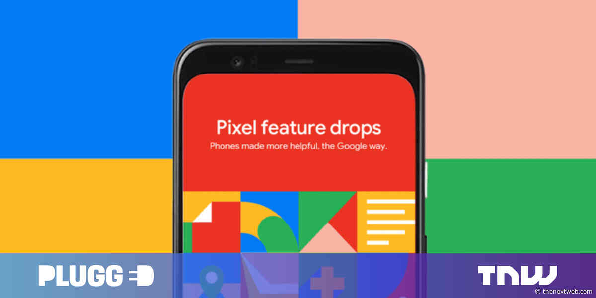 Google's first 'Pixel feature drop' brings portrait mode to your old photos