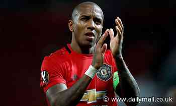 Ashley Young reveals he snubbed Reds and Manchester City before joining Manchester United in 2011