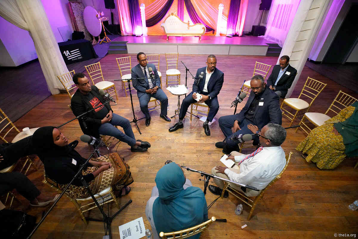 1A Across America: Being Somali American (Rebroadcast)