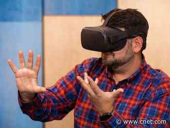Oculus Quest now works without controllers, sometimes     - CNET