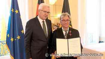 Nagold: Bundesverdienstkreuz für Hans-Joachim Ruschke