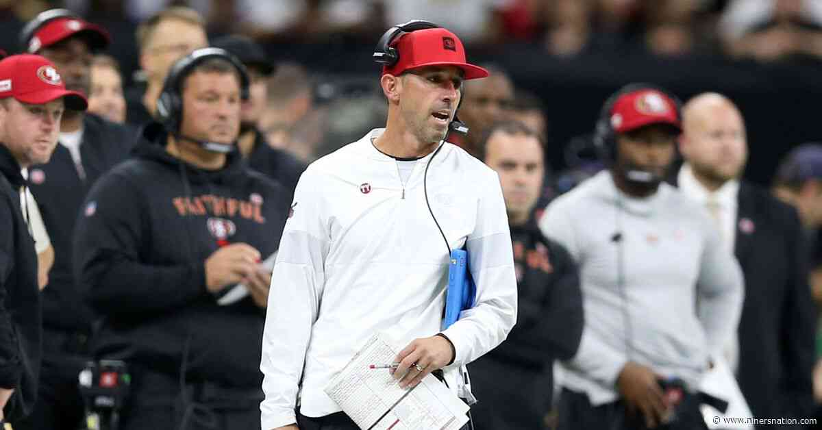 The 49ers are a reflection of Kyle Shanahan, as he tallies his best win as a head coach over the Saints