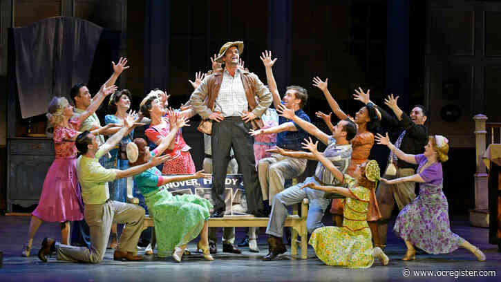 """Theater review: The songs are the gifts in 'Irving Berlin's """"Holiday Inn""""'"""