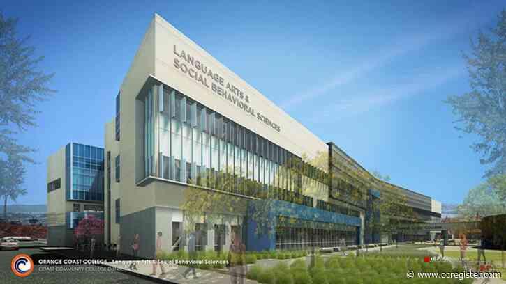 Status Update: Work starts on OCC's $50 million language-arts center
