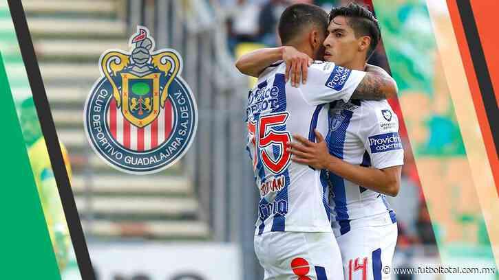 La millonada que pagaría Chivas por dos jugadores Tuzos