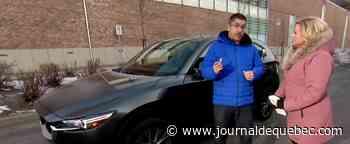 Antoine Joubert présente le Mazda CX-5 Signature 2020