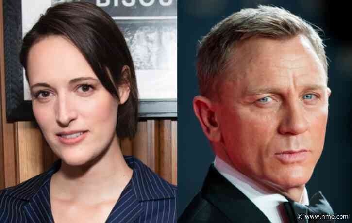 Phoebe Waller-Bridge says she wasn't hired for James Bond over her gender