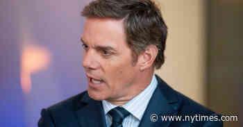 Fox News Picks Bill Hemmer to Take Shepard Smith's Old Slot