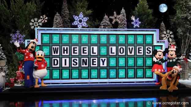Vanna White hosts 'Wheel of Fortune' for first time during Disney theme parks special