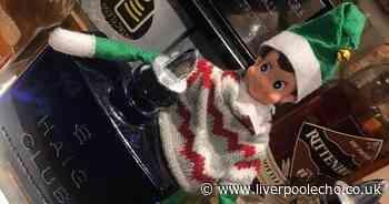 Liverpool pub O'Neills is smashing Elf on the Shelf this Christmas