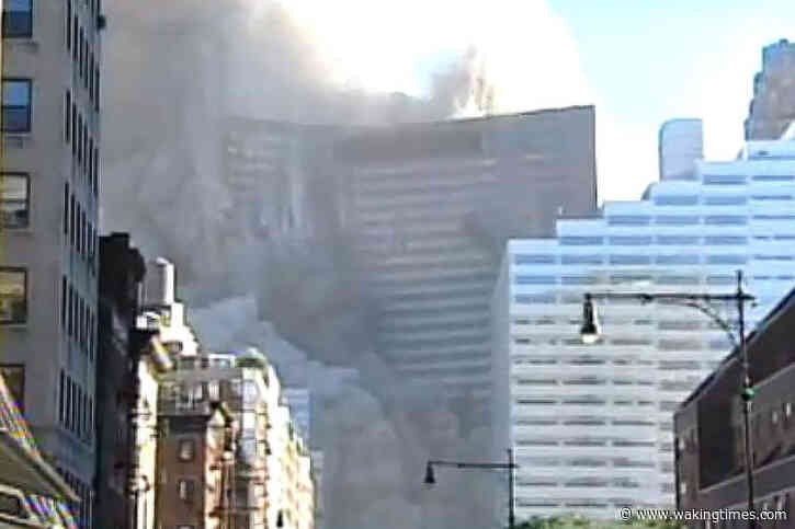 Bombshell: CNBC Anchor Admits Building 7 Brought Down in 'Controlled Implosion'