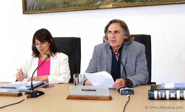 Juraron los concejales electos y reelectos en Coronel Dorrego