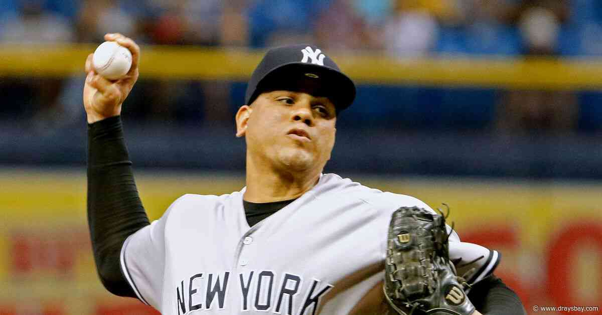 Are the Tampa Bay Rays in on Dellin Betances?