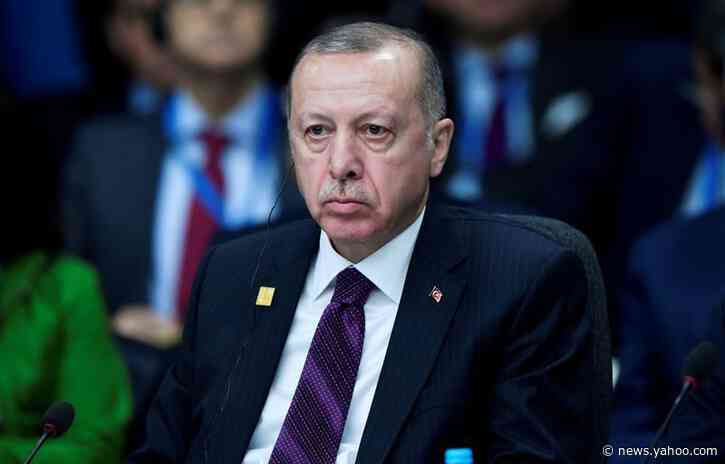 Erdogan says Turkey aims to settle 1 million refugees in Syria offensive area