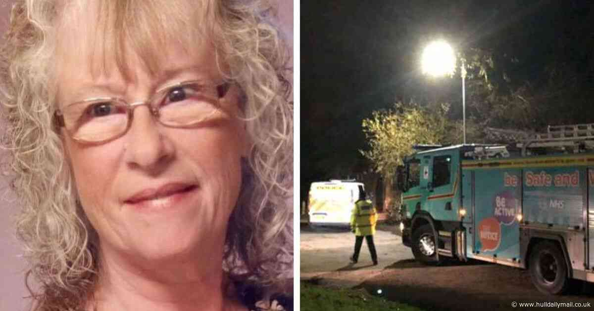 Missing Karen Lawes found safe and well after huge police search