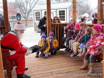 Winter festival part of 30th anniversary of Christmas Wish Tree campaign