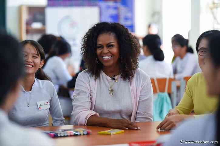 YouTube Announces Original Special 'Creators For Change With Michelle Obama'