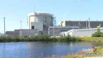 Officials push Point Lepreau as home for N.B. small modular nuclear reactor