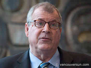 Liberal MLA Steve Thomson won't be running in next B.C. election