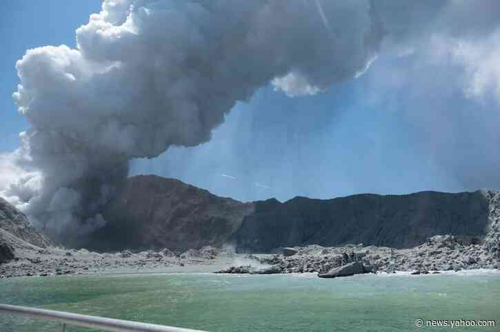 'Unfathomable grief' as eight still missing at NZealand volcano