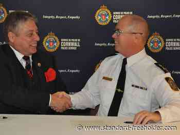 Partnership will help member, says police chief Aikman