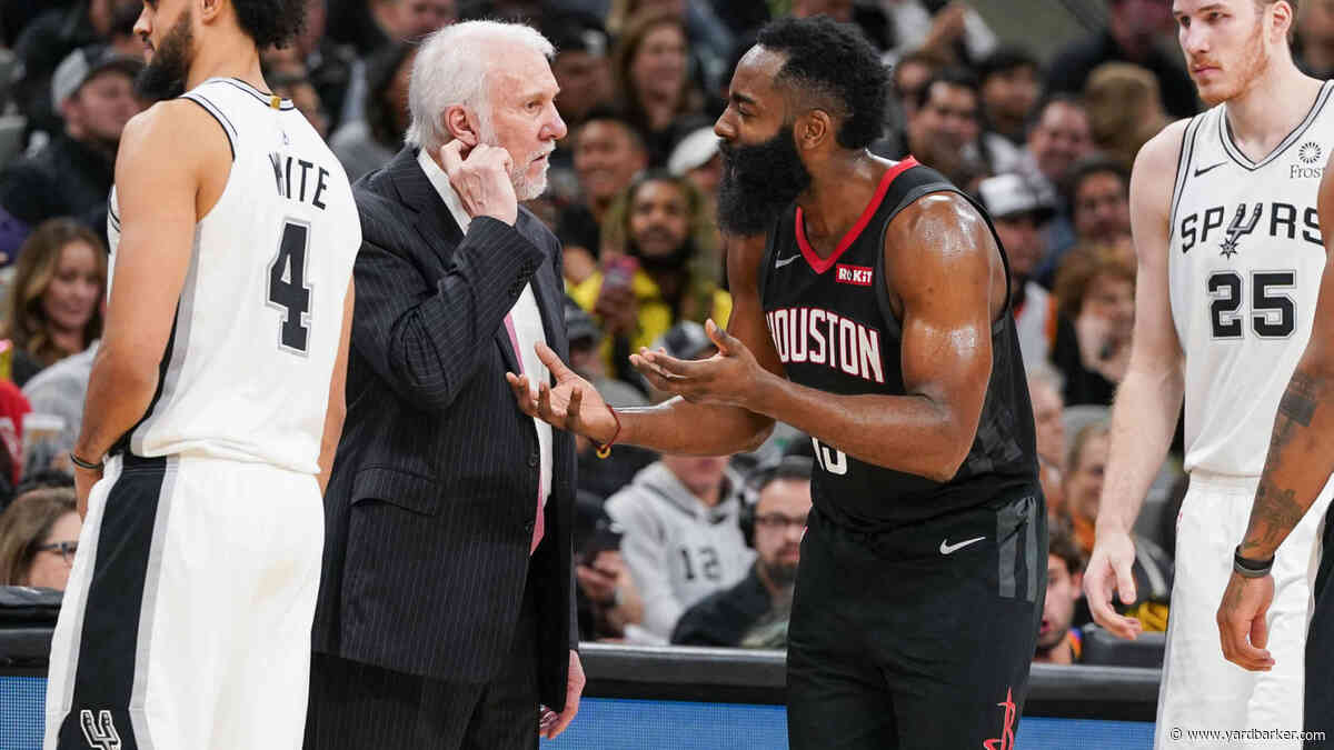 NBA denies Rockets' protest, upholds Spurs' win